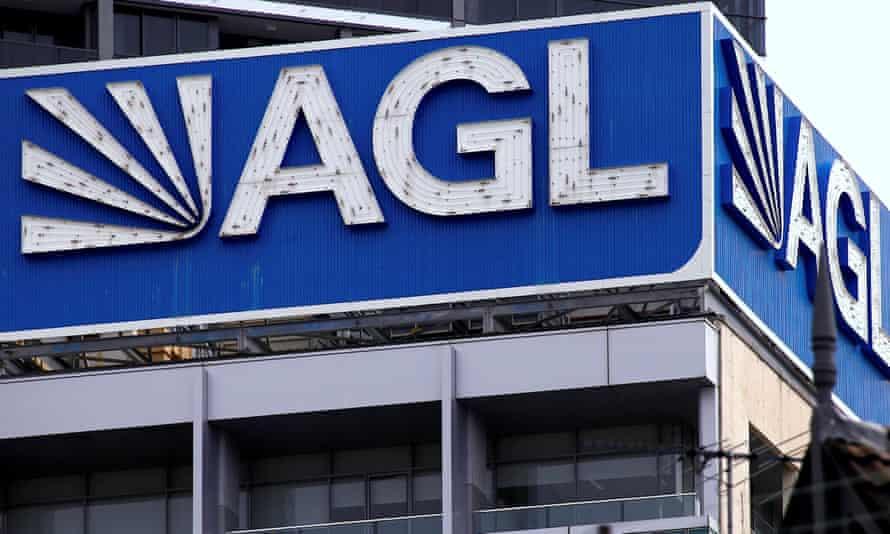 AGL's head office in Sydney
