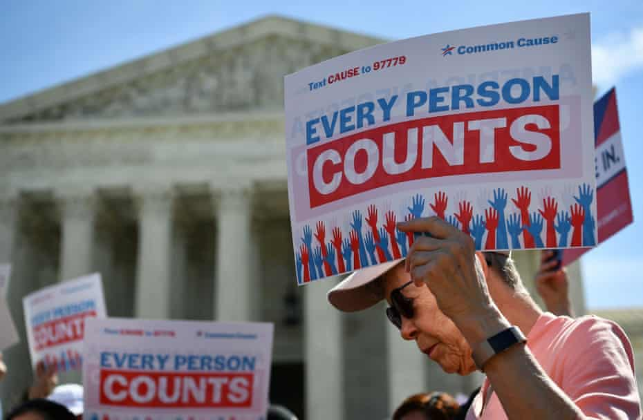 The supreme court is set to decide a case on the census, which, some say, will test the institutional biases of the highest court in the country.
