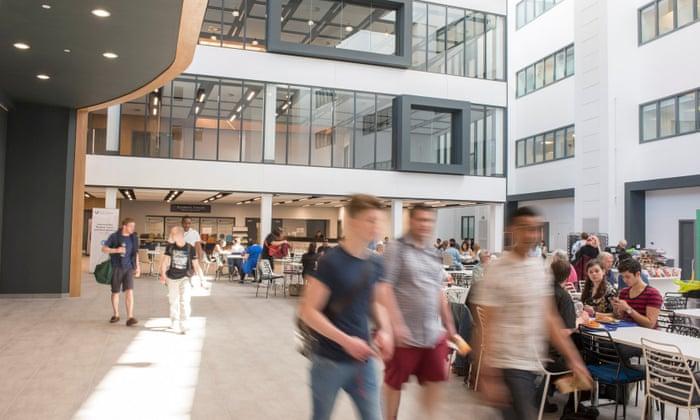 University Guide 2020 University Of West London Education The Guardian