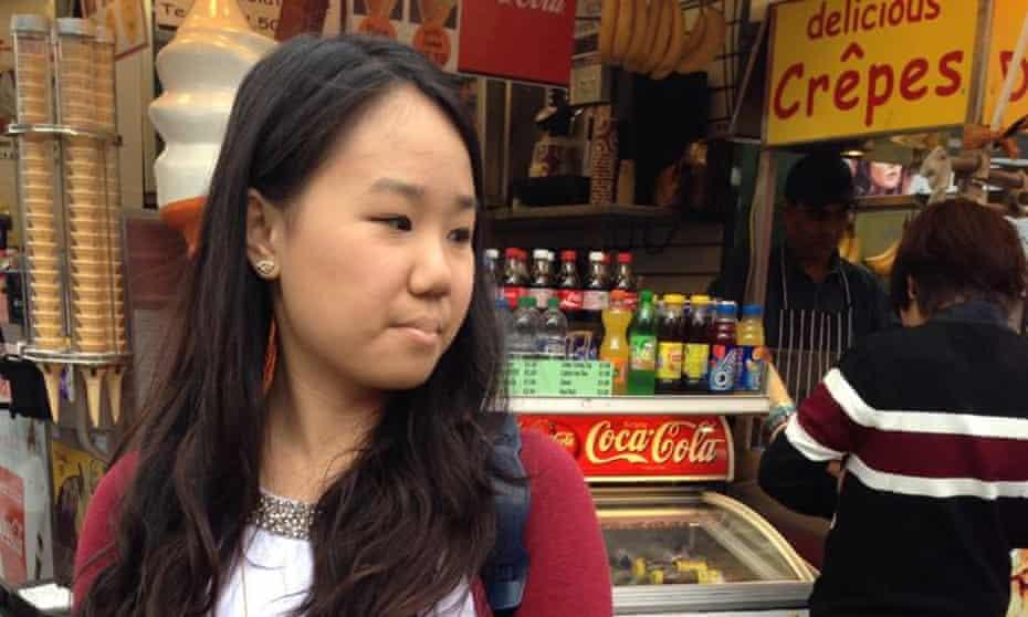 Vivian Chan Wing-yan was a former pupil at Harrow International School in Hong Kong.