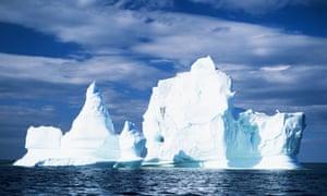 Iceberg Alley, Newfoundland, Canada