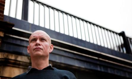 'Spycop turned whistleblower' … Peter Francis.
