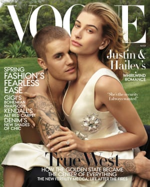 American Vogue.