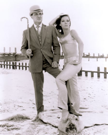 Shifting the dial of what was possible on TV … with Avengers co-star Macnee.