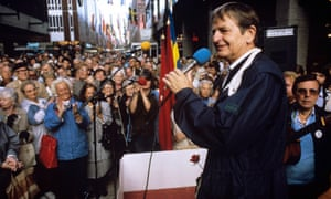 Olof Palme … Swedish rightwingers wanted to stop him from 'selling out' Sweden to the Soviet Union, according to one theory.