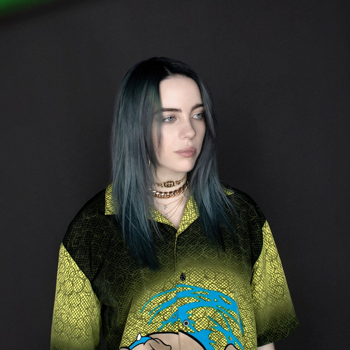 Billie Eilish The Pop Icon Who Defines 21st Century Teenage Angst Music The Guardian