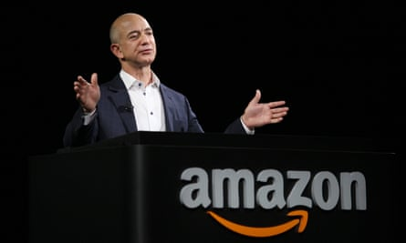 A recent surge in Amazon share price briefly made founder Jeff Bezos the world's richest man.
