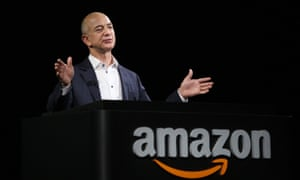Amazon CEO Jeff Bezo