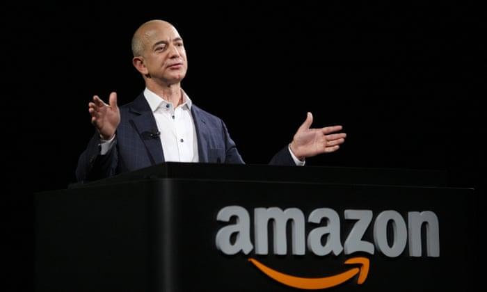 Bill Gates, Jeff Bezos and Warren Buffett are wealthier than