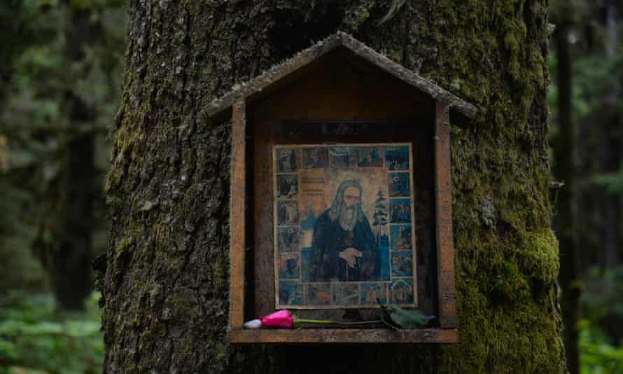 Since he became a canonized saint in 1970, Father Herman is drawing a more international crowd to Kodiak, Alaska.