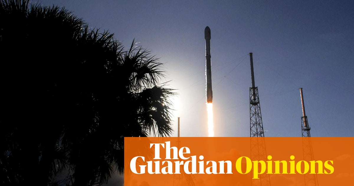 Why Elon Musk's SpaceX launch is utterly depressing | Nathan