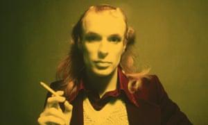Brian Eno in July 1974.