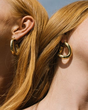 Simply chicRena Sala set up her shop in 2017, and it's become a go-to for jewellery. 'I love that jewellery exists beyond trends,' she says, adding that she's drawn to minimalist looks that will last. Earrings, £115, Laura Lombardi, renasala.com