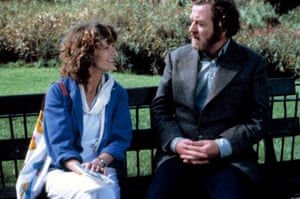 Girl on film ... Russell himself adapted the play for the film version, starring Julie Walters and Michael Caine, pictured, in 1983.