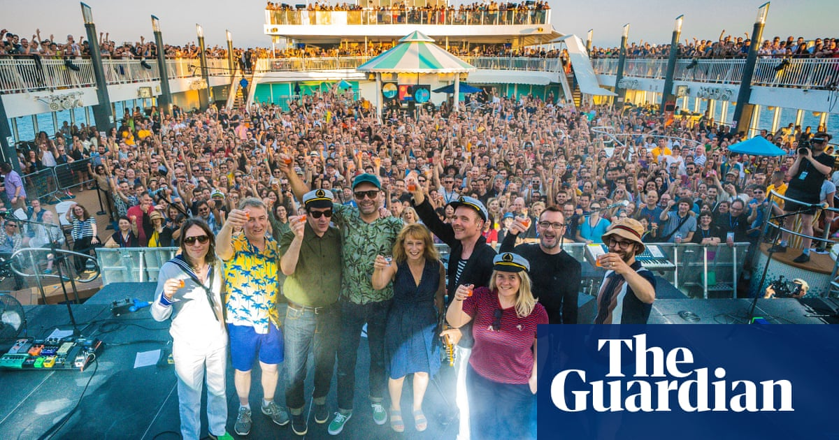 All bands on deck: aboard the Belle and Sebastian Med and music cruise