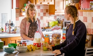 A scene from Kay Mellor's series Love, Lies & Records, which recently aired on BBC.