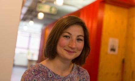 Julia Salasky, lawyer, founder of CrowdJustice. Photograph: Graham Turner For Society