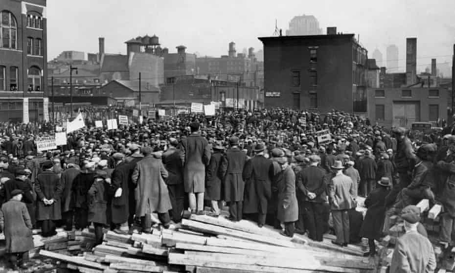 Trump's rhetoric harkens back to mistakes that drove the world into the Great Depression, the economists say.
