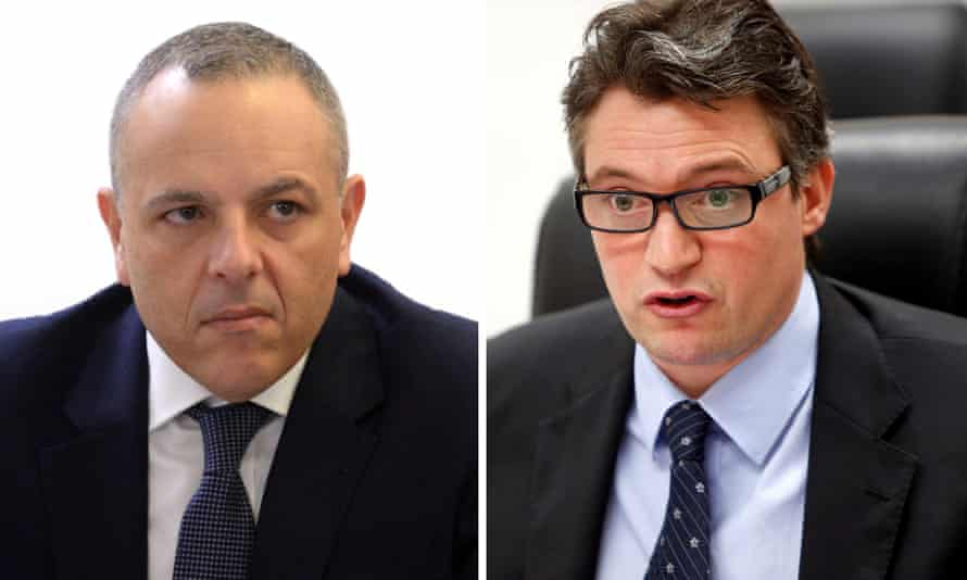 Keith Schembri and Konrad Mizzi, who have resigned.
