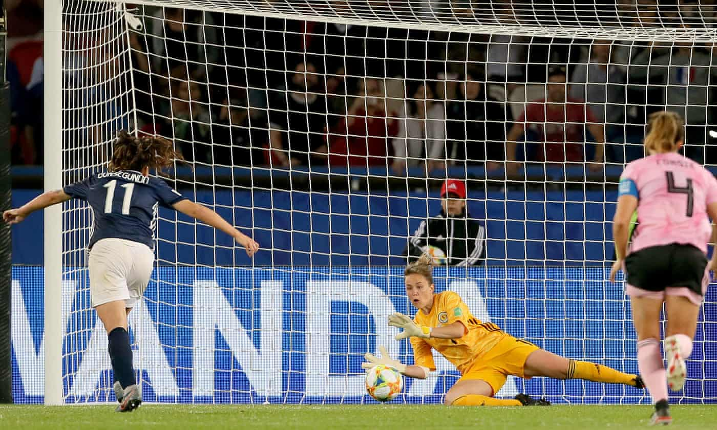 VAR is penalising goalkeepers unfairly at the Women's World Cup