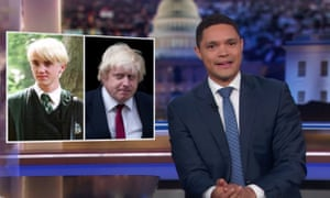 'I don't know if he'd be a good prime minister but I do know that he definitely deserves his own sitcom' ... Trevor Noah