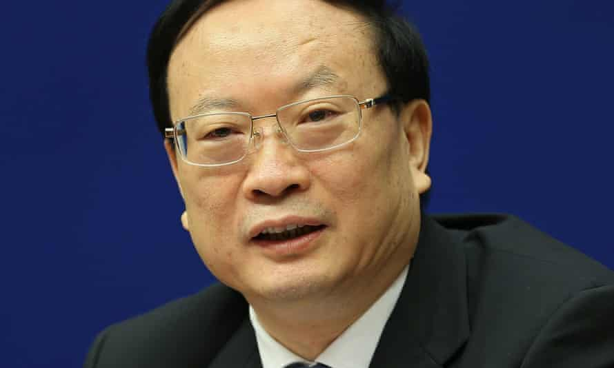 Wang Baoan, Director of China's National Bureau of Statistics is accused of 'severe disciplinary violations'.