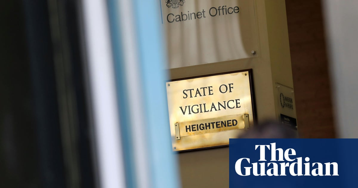 Can £9m Whitehall situation room help improve crisis decision-making?
