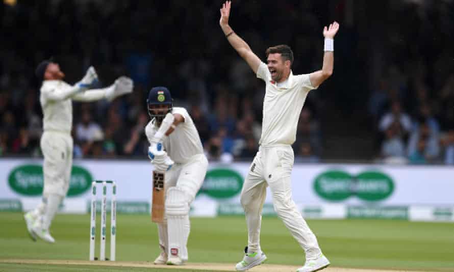 England v India, 2018
