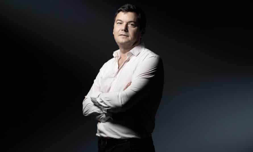French economist Thomas Piketty.