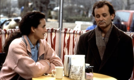 Now with songs … the 1993 film Groundhog Day.
