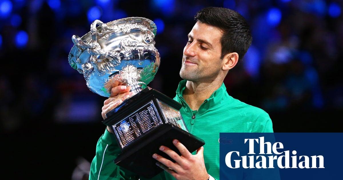 Novak Djokovic outlasts Dominic Thiem to win eighth Australian Open crown