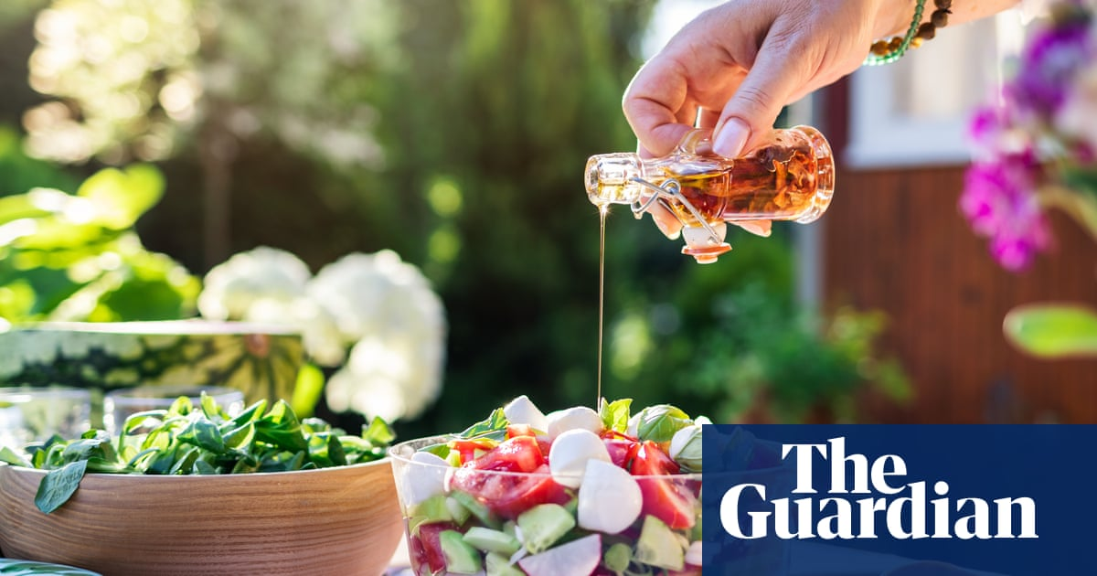 Dress to impress: how to make the perfect salad dressing