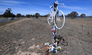 Endurance cyclist Mike Hall's death avoidable, says Australian
