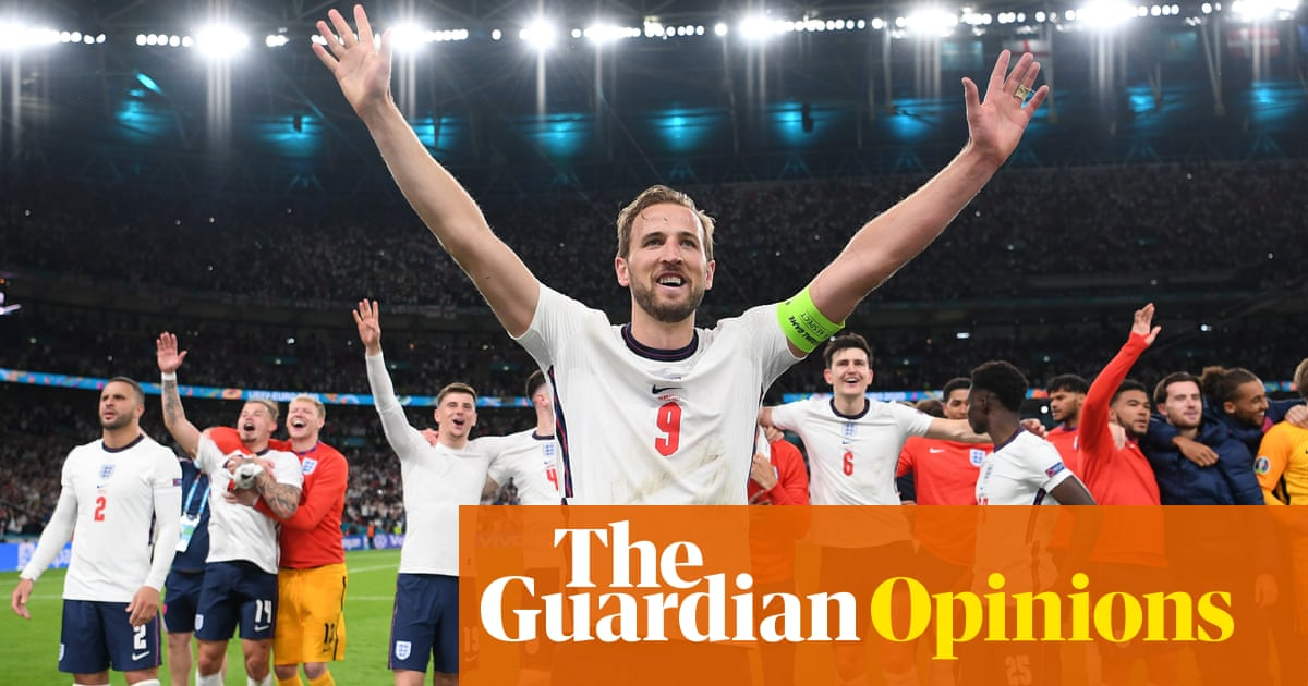 The Guardian view on the England team: making the whole country proud