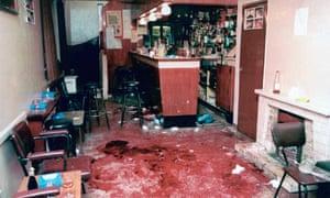Wrecked bar