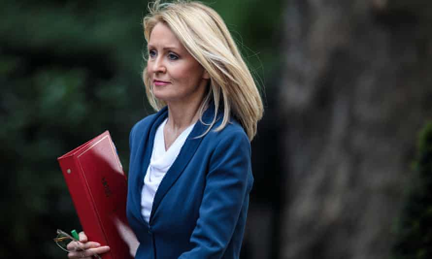 The work and pensions secretary Esther McVey is being urged to rethink the rules.
