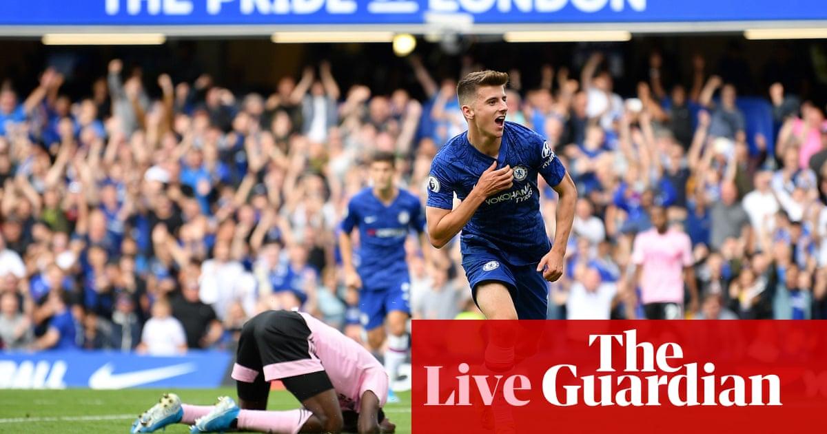 Chelsea v Leicester City: Premier League – live!