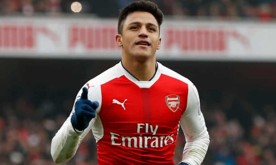 Alexis Sánchez is demanding a pay rise from £130,000 a week to £250,000 and has made clear to Arsenal that this is non-negotiable.