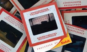 Kodachrome film