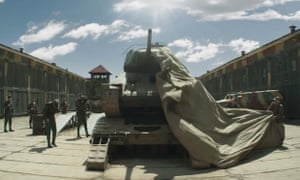 Patriotic tank film smashes Russian box office record | Film