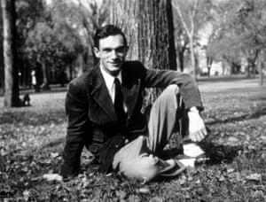 A young Hugh Hefner