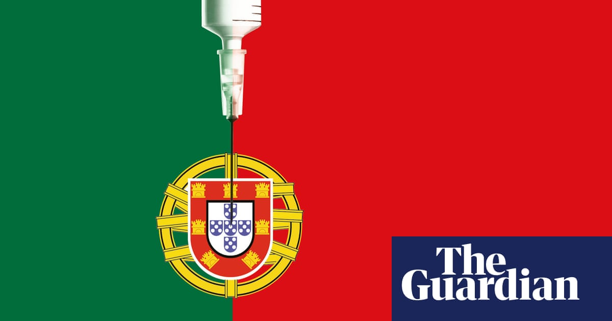 Portugal's radical drugs policy is working  Why hasn't the world