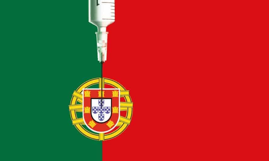 Portugal decriminalised all drugs in 2001.