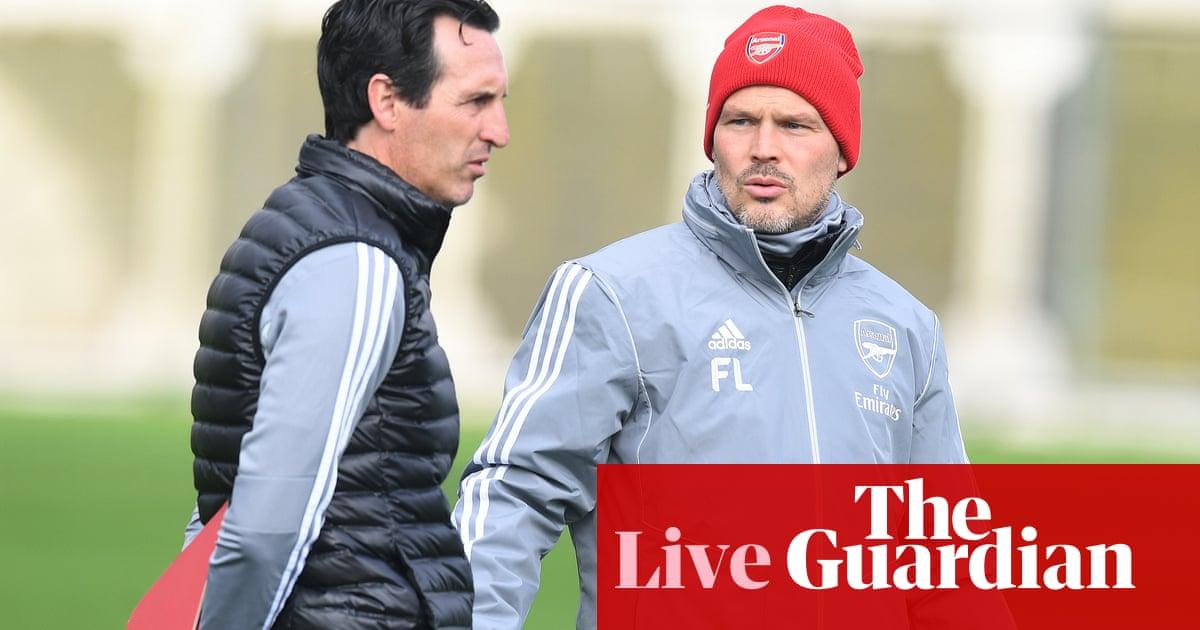 3491 - Arsenal sack Unai Emery with Ljungberg taking over as caretaker – live! | Football