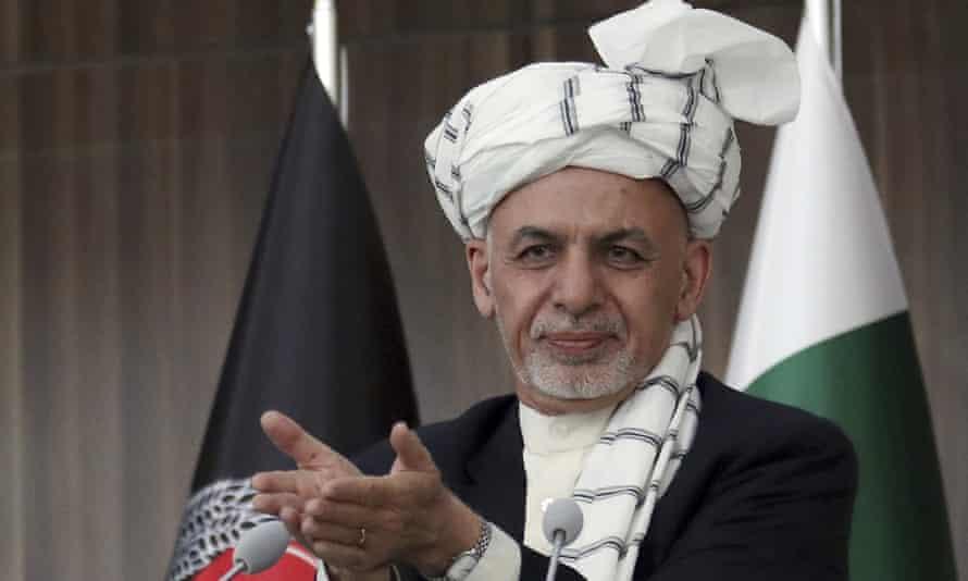 Afghan President Ashraf Ghani had earlier called a ceasefire with the Taliban.