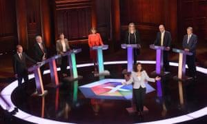 BBC election debate