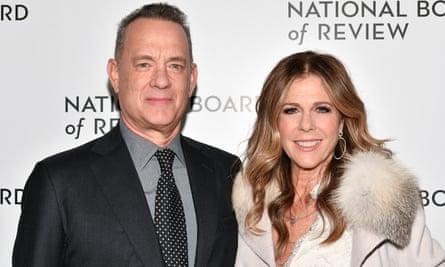 Tom Hanks and Rita Wilson have been diagnosed with coronavirus