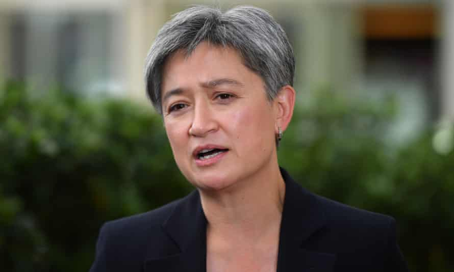 Shadow Minister for Foreign Affairs Penny Wong