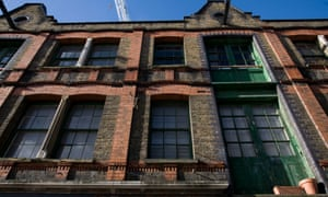 Emin bought the former Tenter Ground weaving works seven years ago.