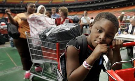 Hurricane Katrina Houston